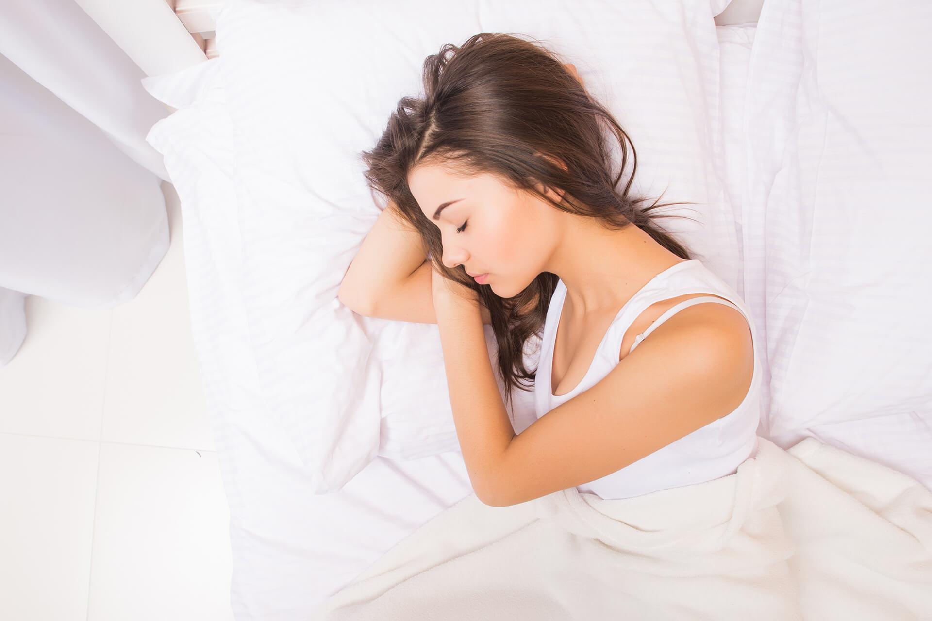 Full Sleep - Full Hair
