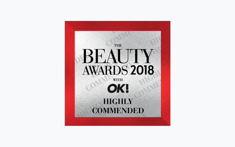 Manta - Beauty Awards Highly Commended
